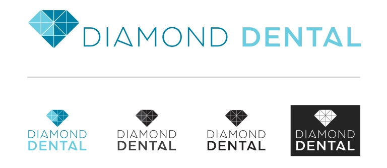 DiamondDental_LogoDesign